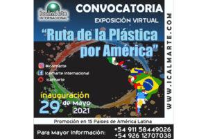 Ruta de la plástica por América