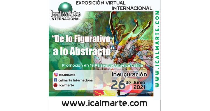 Exposición Virtual Internacional «De lo Figurativo a lo Abstracto»